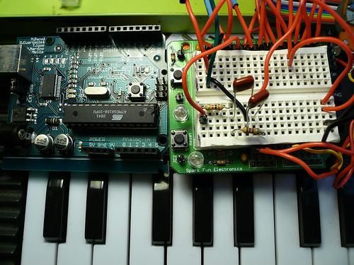 Arduino Synthesizer