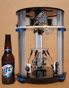 Quantum Delta 3D printer